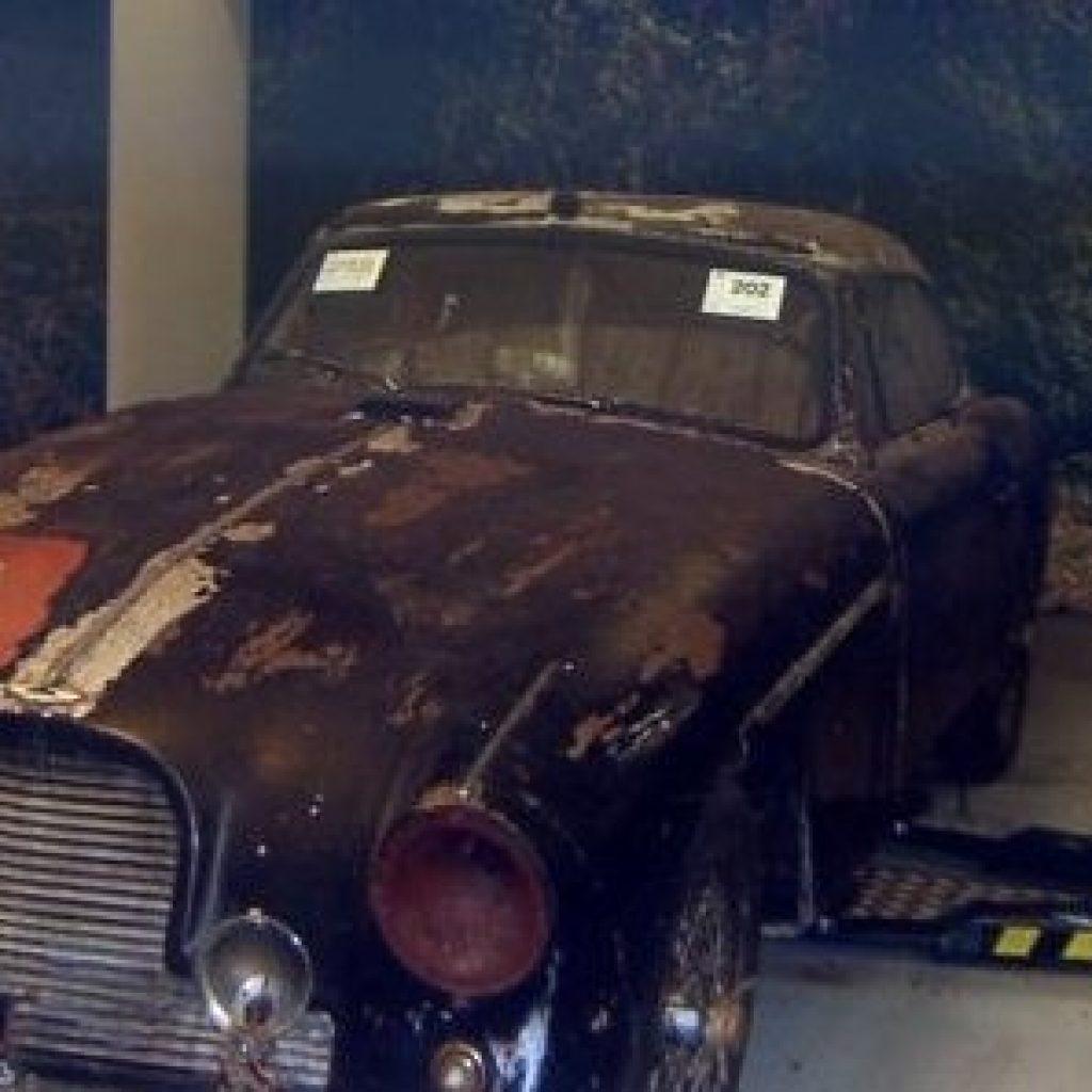 Aston Martin DB2 4 MK II