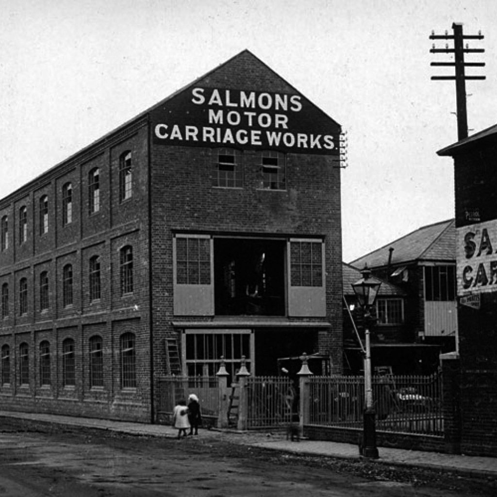 Salmons carriage works 1920
