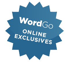 WordGo online exclusives logo