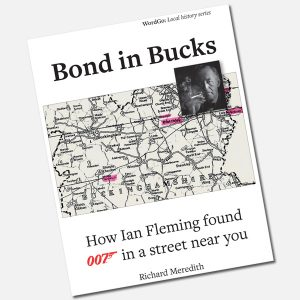 Bond in Bucks book