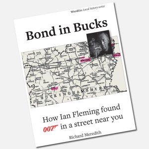 Bond in Bucks book