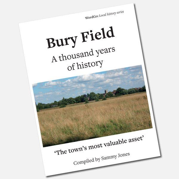 Bury Field book