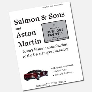 Salmon and Sons and Aston Martin