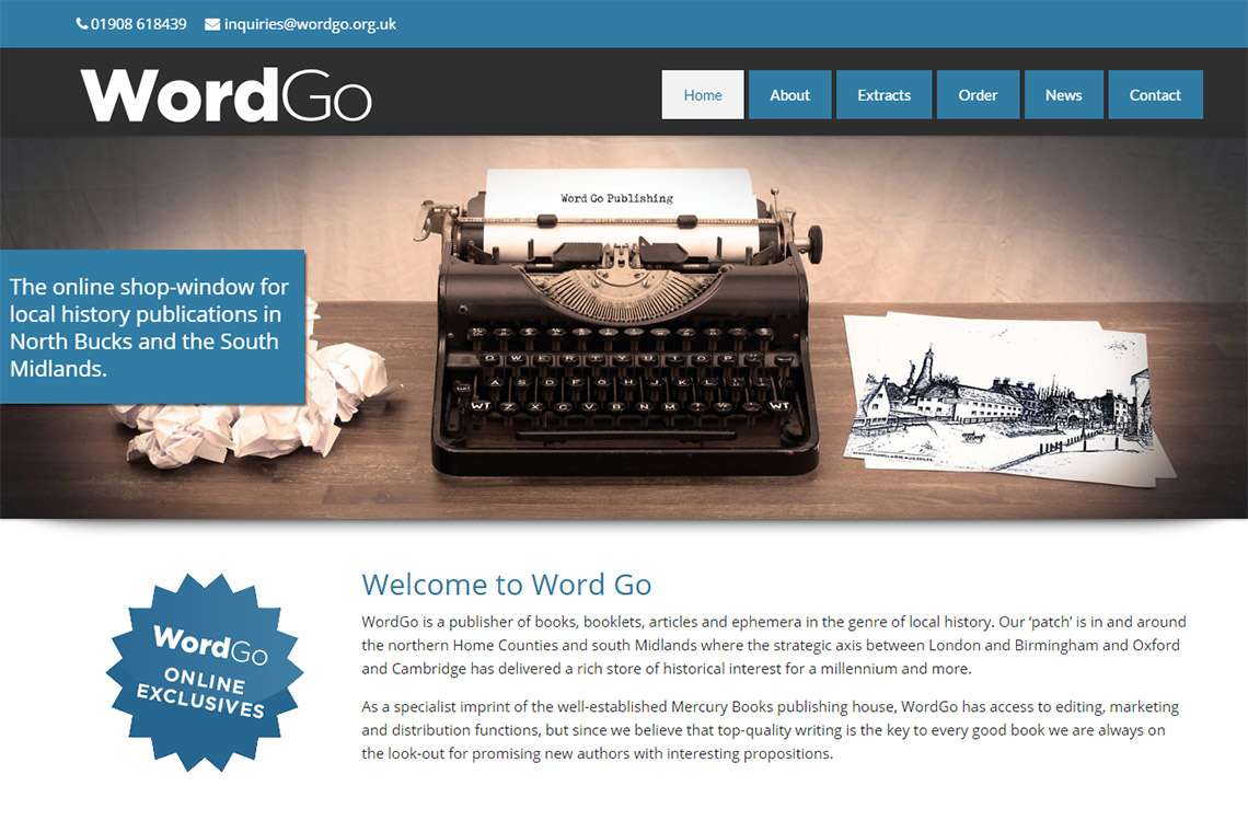 Wordgo website image
