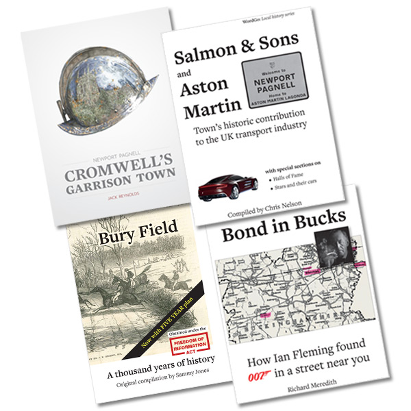 WordGo all our publications - Local history Newport Pagnell