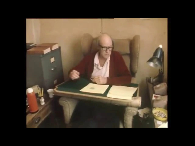 Roald Dahl Interview