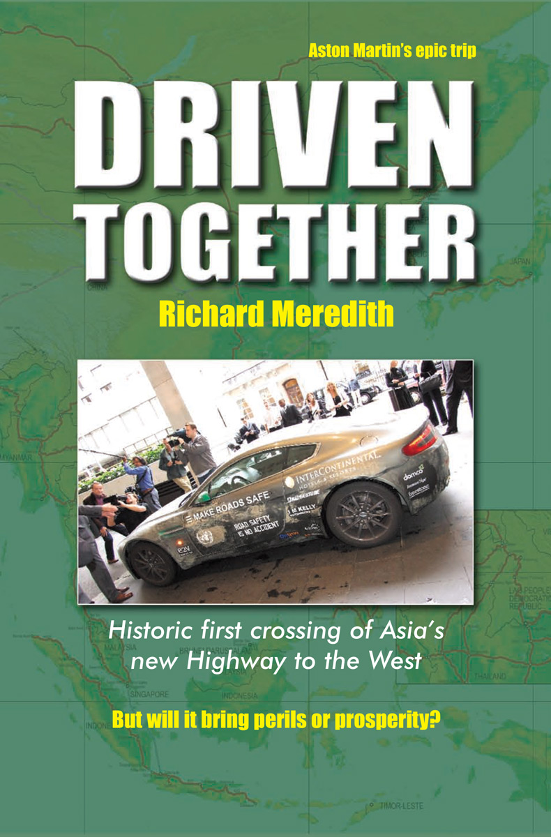 Driven Together Cover
